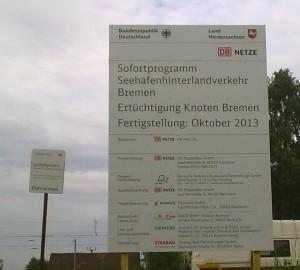 Rangierbahnhof Gröpelingen Halmerweg 10.07.2012