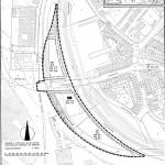 Zeichnung Bebaungsplan 1878