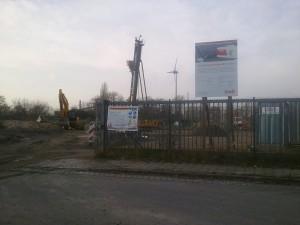 WKA 3,4 MW Weserufer 1