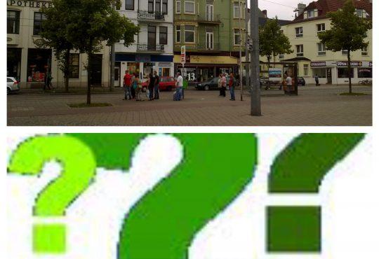 Gröpelinger Heerstraße Ecke Königsberger Straße