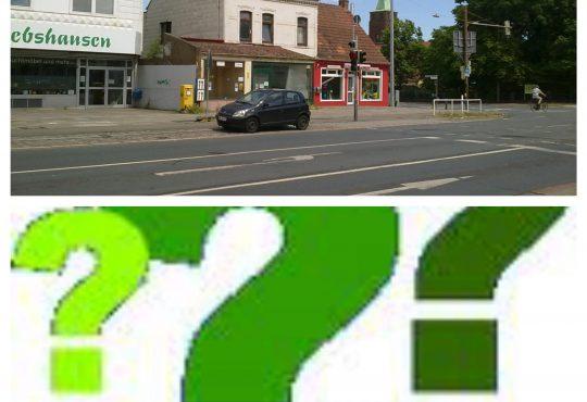 Kreuzung Oslebshausen