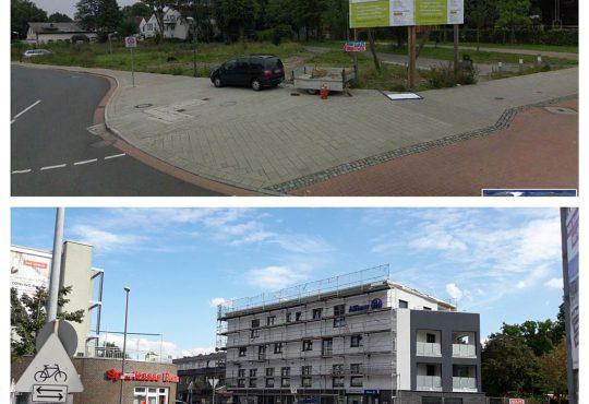 Ritterhuder Heerstraße / Am Großen Heck