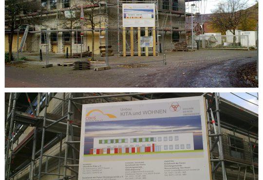 Umbau Postgebäude